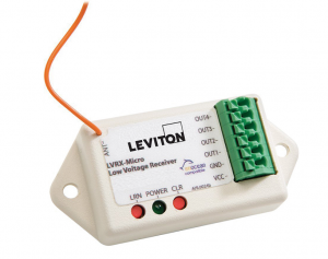 Leviton 2 Channel Shade Controller